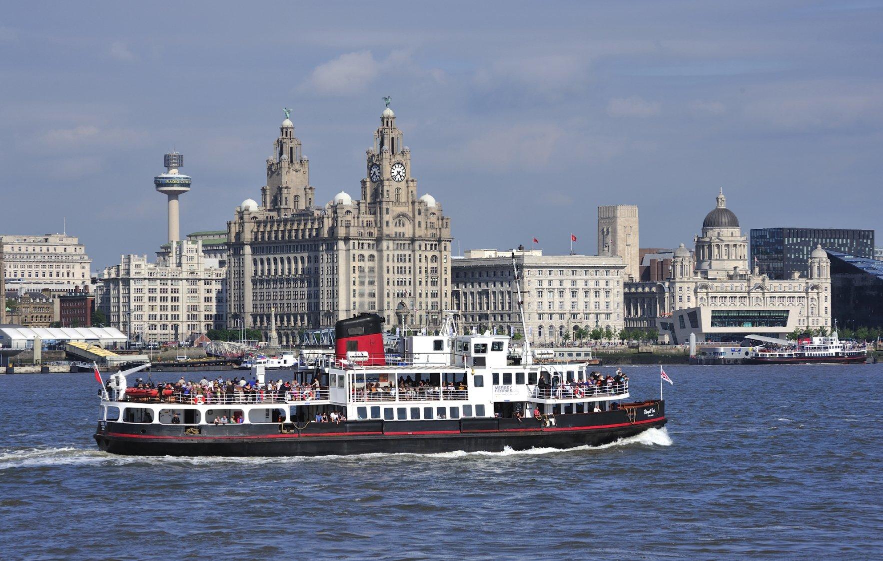 Mersey Ferries | Destination Merseyside | Merseyrail train times ...