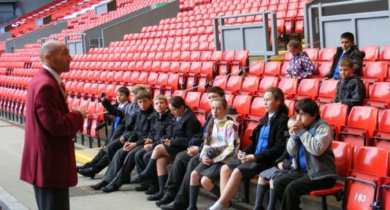Anfield Tours - Liverpool FC