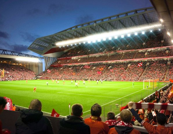 visit the new anfield main stand with lfc city explorer