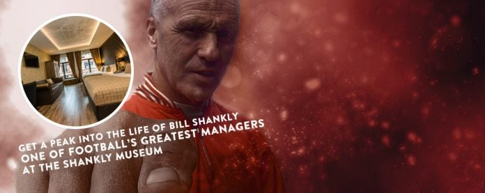 the shankly museum added to our sightseeing bus tour