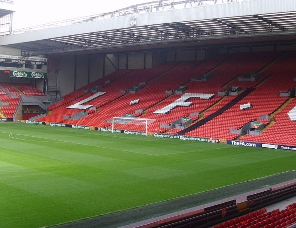 how to get to anfield and explore the famous home of liverpool fc
