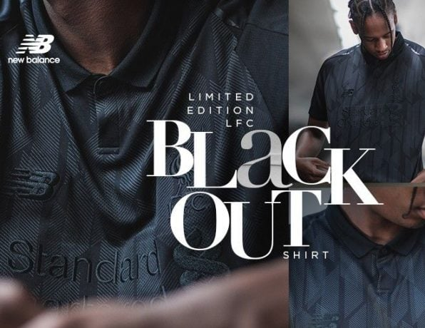 lfc announce limited edition 'blackout' home kit
