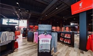 Inside the Liverpool FC Anfield Superstore