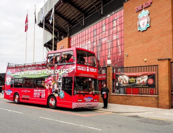 the best football-related activities in liverpool