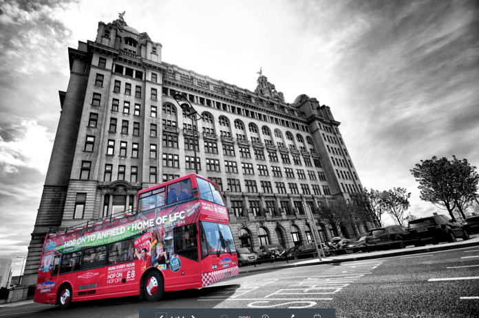 why our bus tour is the best way to get to anfield